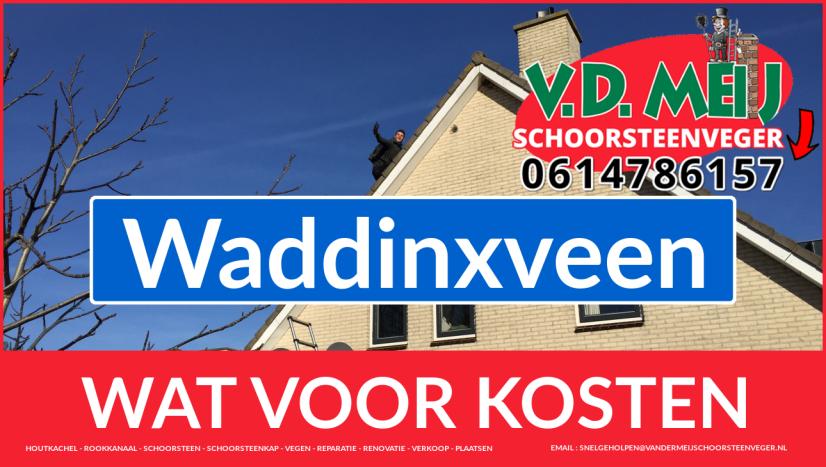 schoorsteen renoveren Waddinxveen