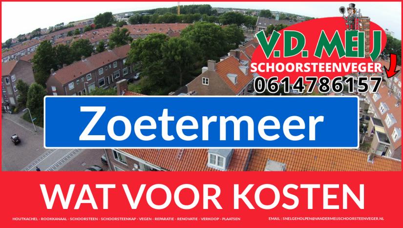 schoorsteen renovatie Zoetermeer
