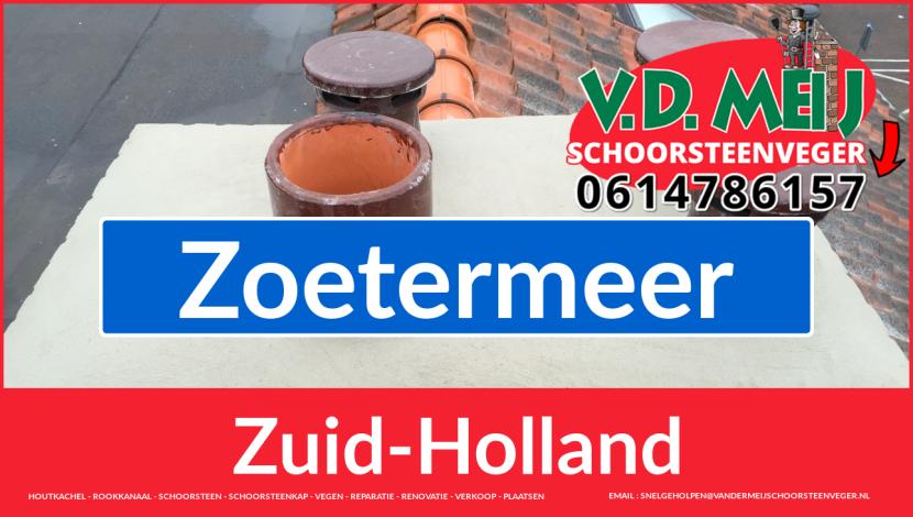 bedankt voor uw bezoek aan Van der Meij schoorsteen renoveren Zoetermeer