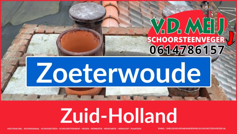 bedankt voor uw bezoek aan Van der Meij schoorsteen renovatie Zoeterwoude