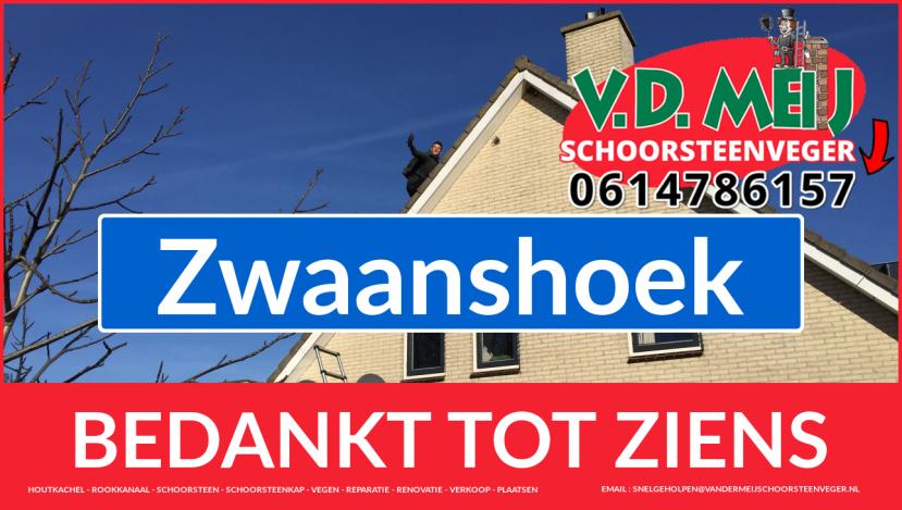 Tot ziens bij Van der Meij {schoorsteenschoorsteenveger uit Noordwijk-Binnen