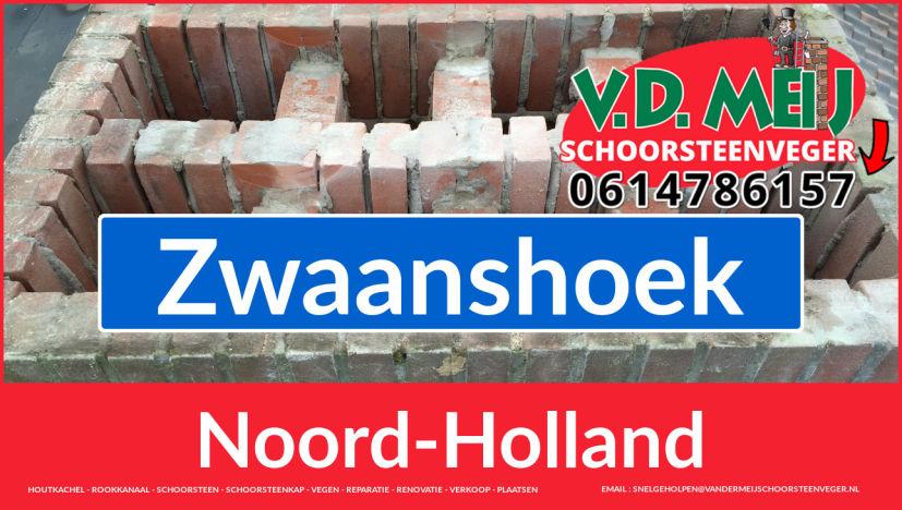 bedankt voor uw bezoek aan Van der Meij schoorsteen renoveren Zwaanshoek