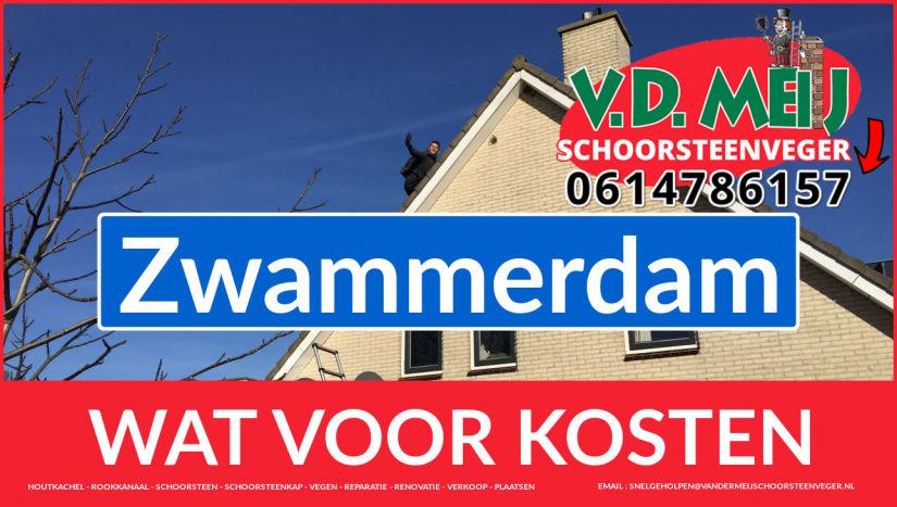 Schoorsteenrenovatie Schoorsteen Zwammerdam
