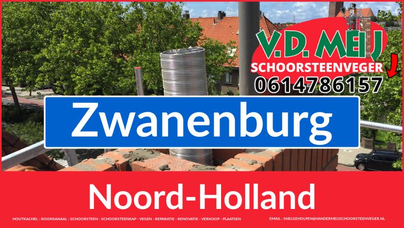 bedankt voor uw bezoek aan Van der Meij schoorsteenrenovatie Zwanenburg