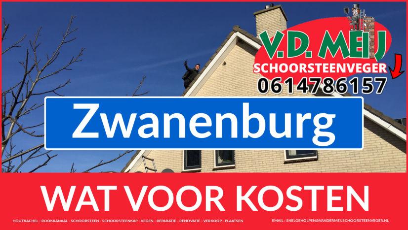 schoorsteen renovatie Zwanenburg