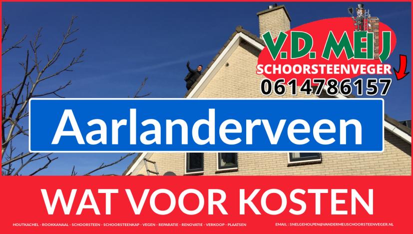 schoorsteen restauratie Aarlanderveen