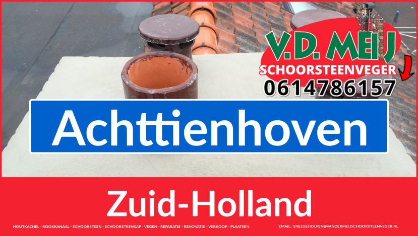bedankt voor uw bezoek aan Van der Meij schoorsteenrenovatie Achttienhoven