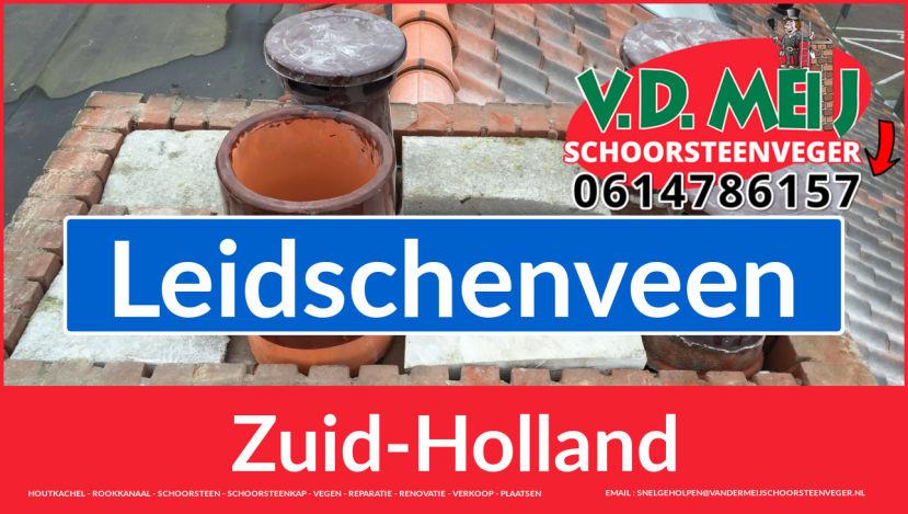 bedankt voor uw bezoek aan Van der Meij schoorsteen renovatie Leidschenveen