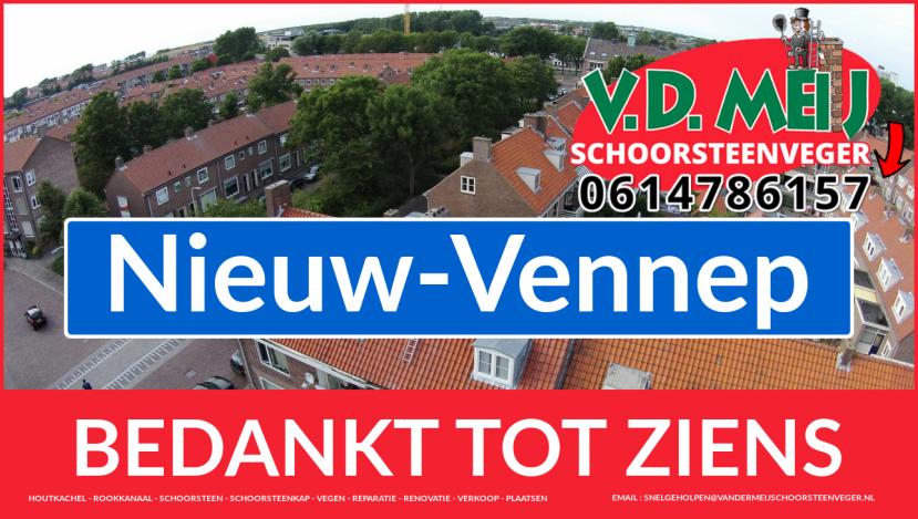 bedankt voor uw bezoek aan Van der Meij {schoorsteenschoorsteen veger uit Noordwijk-Binnen