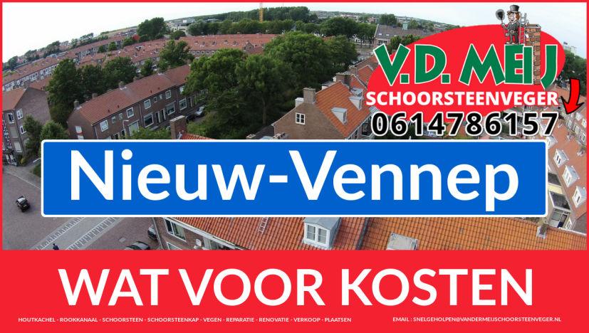schoorsteenrenovatie Nieuw-Vennep