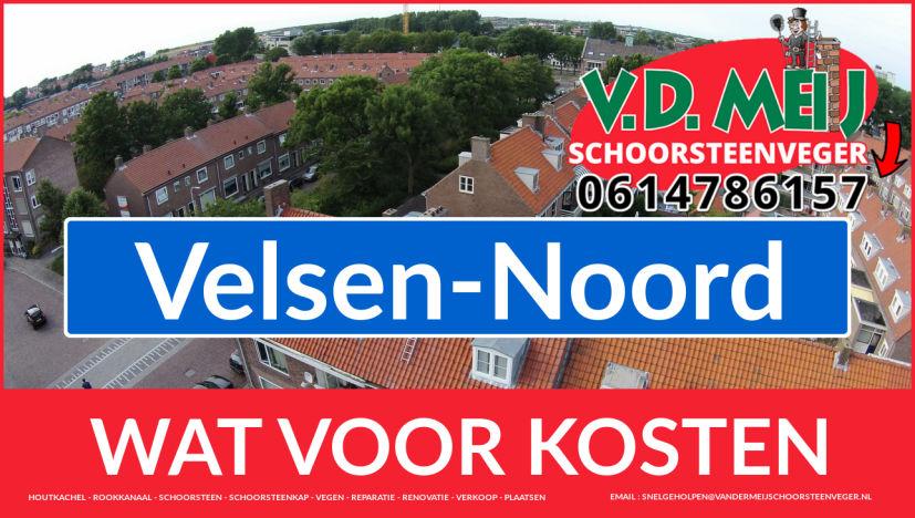Schoorsteenrenovatie Schoorsteen Velsen-Noord
