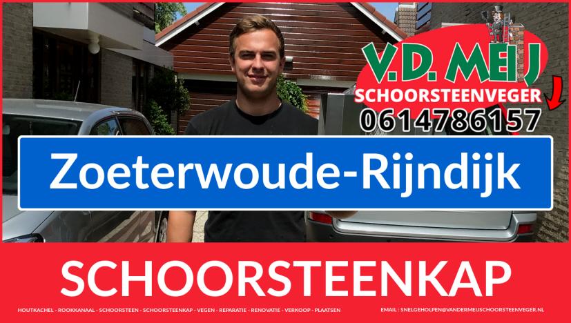 schoorsteenkappen plaatsen in Zoeterwoude-Rijndijk