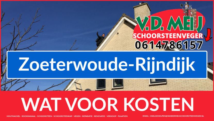 schoorsteen renovatie Zoeterwoude-Rijndijk