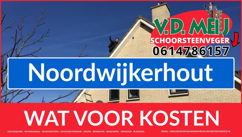 Schoorsteenrenovatie Schoorsteen Noordwijkerhout