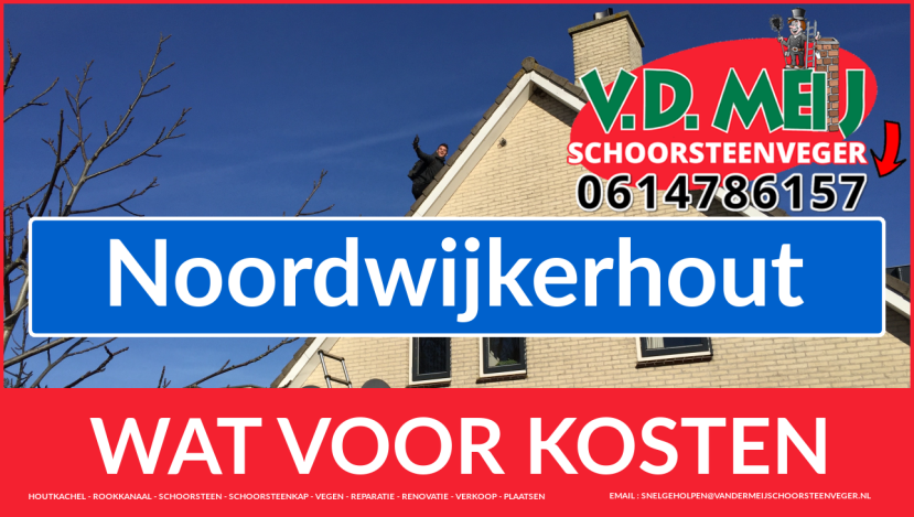 schoorsteenrenovatie Noordwijkerhout