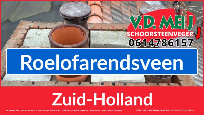 bedankt voor uw bezoek aan Van der Meij schoorsteen renovatie Roelofarendsveen