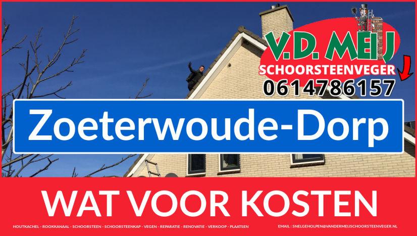 schoorsteenrenovatie Zoeterwoude-Dorp