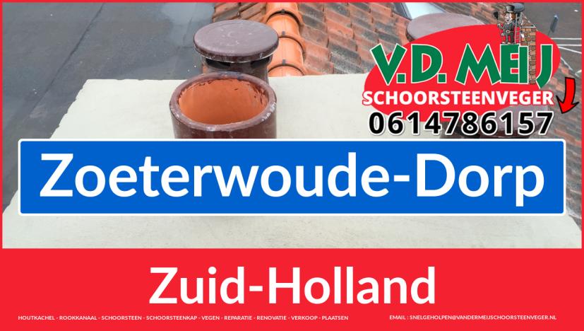bedankt voor uw bezoek aan Van der Meij schoorsteenrenovatie Zoeterwoude-Dorp