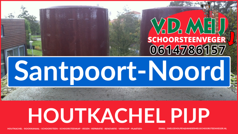 enkel-wandig rook-kanaal kopen in Santpoort-Noord