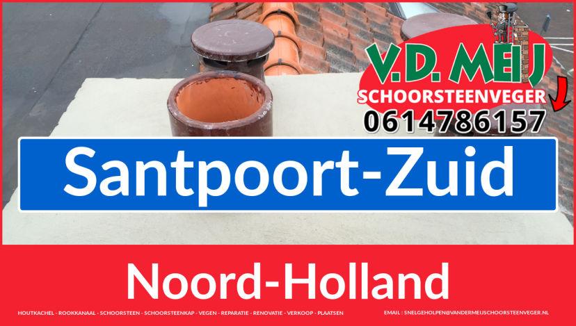 Tot ziens bij Van der Meij schoorsteenrenovatie Santpoort-Zuid
