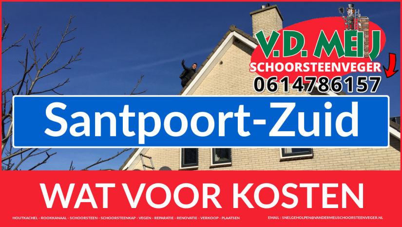 schoorsteenrenovatie Santpoort-Zuid