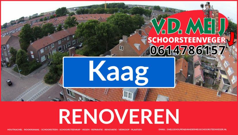 bedankt voor uw bezoek aan Van der Meij schoorsteen renovatie Kaag