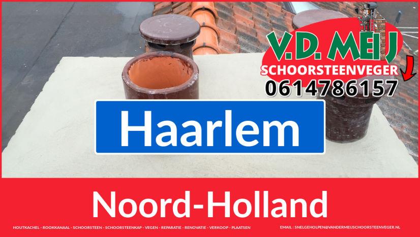 Tot ziens bij Van der Meij schoorsteen renoveren Haarlem