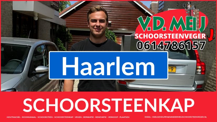 schoorsteenkappen kopen in Haarlem