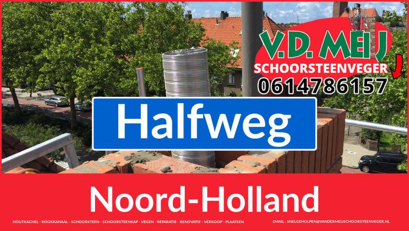 bedankt voor uw bezoek aan Van der Meij schoorsteenrenovatie Halfweg