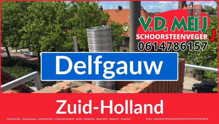 bedankt voor uw bezoek aan Van der Meij schoorsteenrenovatie Delfgauw