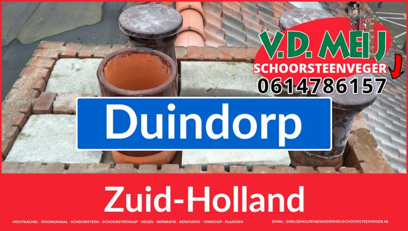 Tot ziens bij Van der Meij schoorsteenrenovatie Duindorp
