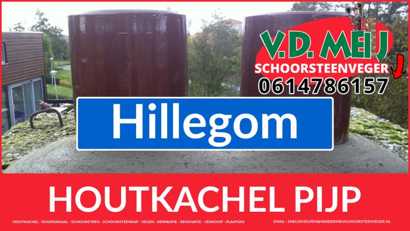 enkelwandig rookkanaal plaatsen in Hillegom