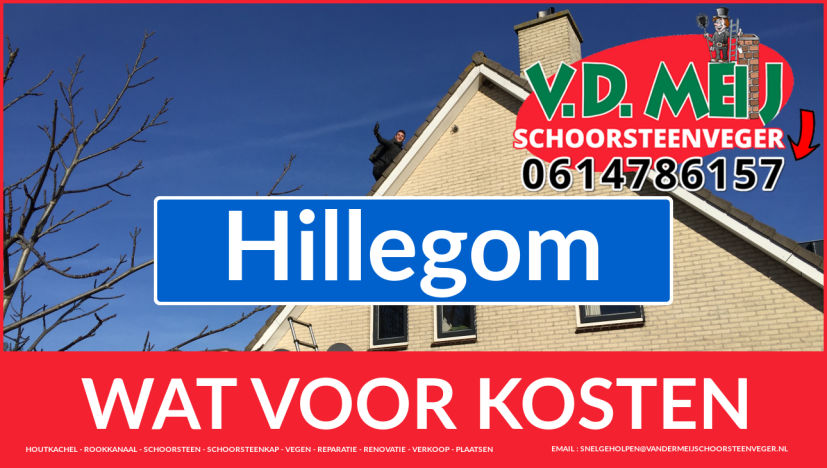schoorsteen renovatie Hillegom