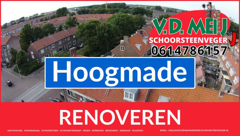 bedankt voor uw bezoek aan Van der Meij schoorsteenrenovatie Hoogmade
