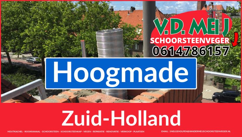 bedankt voor uw bezoek aan Van der Meij schoorsteen renoveren Hoogmade