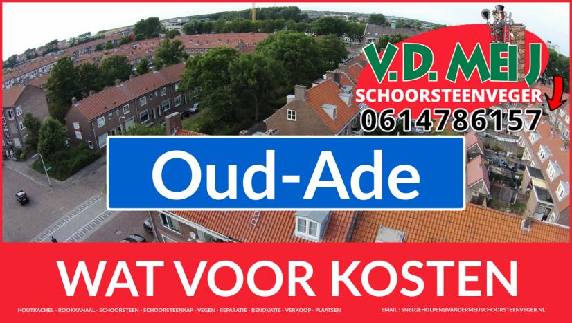 Schoorsteenrenovatie Schoorsteen Oud-Ade