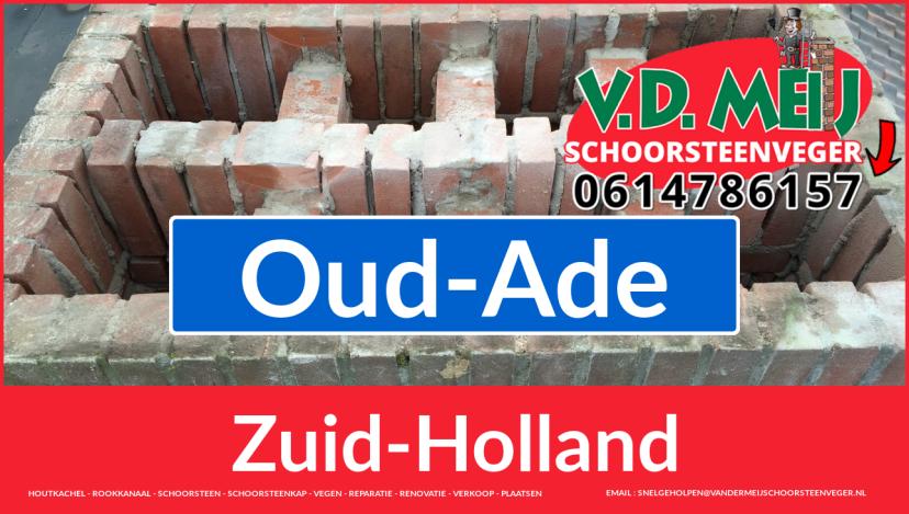 Tot ziens bij Van der Meij schoorsteen renoveren Oud-Ade