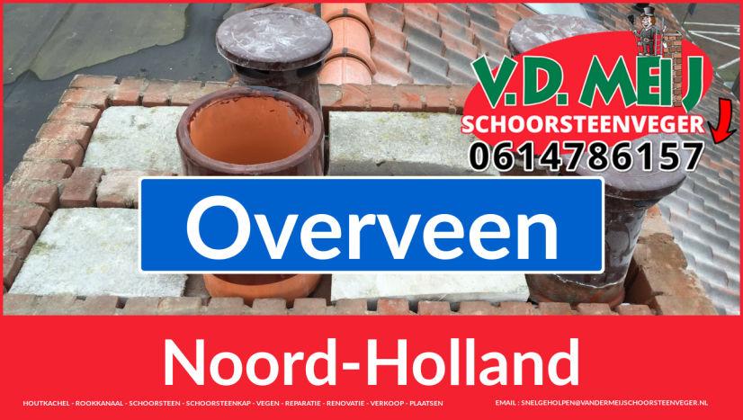 bedankt voor uw bezoek aan Van der Meij schoorsteenrenovatie Overveen