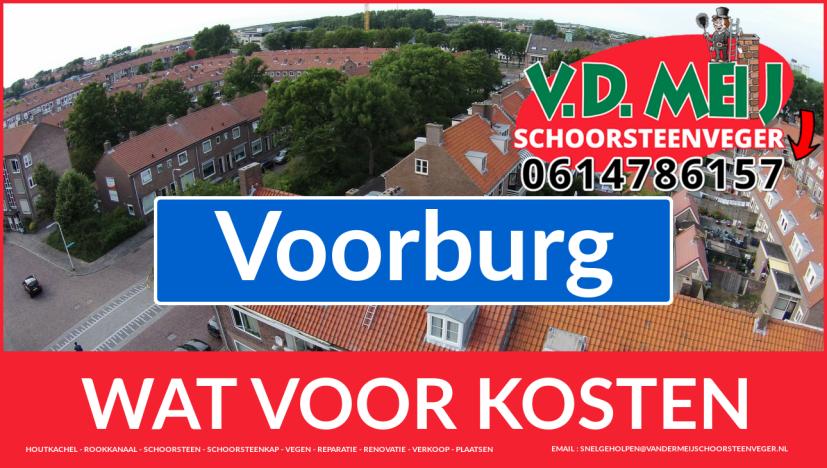 Schoorsteenrenovatie Schoorsteen Voorburg