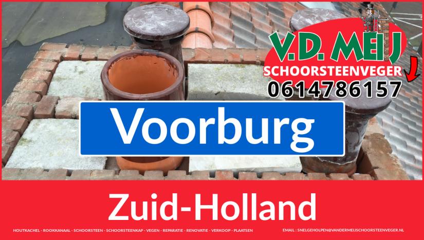 bedankt voor uw bezoek aan Van der Meij schoorsteen renovatie Voorburg