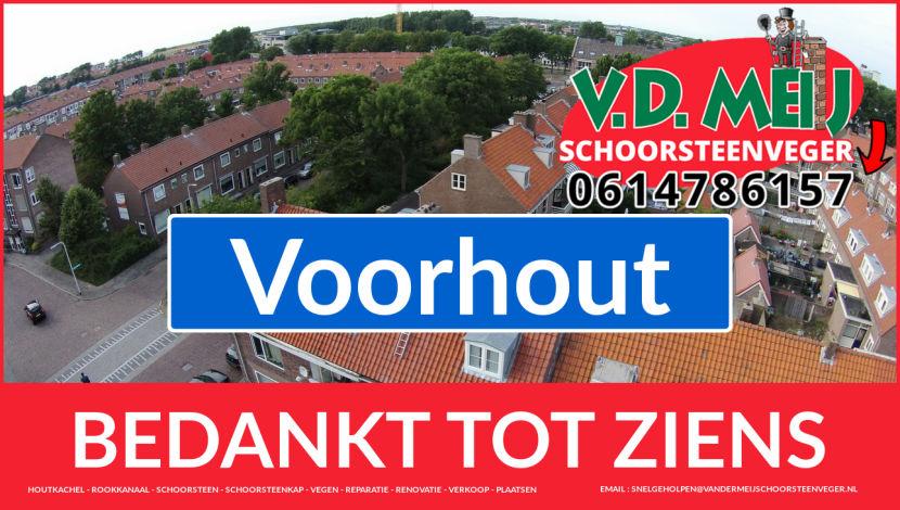 Tot ziens bij Van der Meij {schoorsteenschoorsteen veger uit Noordwijk-Binnen