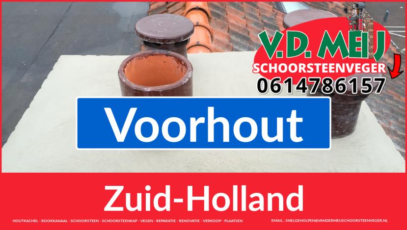 bedankt voor uw bezoek aan Van der Meij schoorsteen restauratie Voorhout
