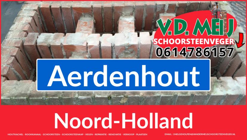 bedankt voor uw bezoek aan Van der Meij schoorsteen restauratie Aerdenhout