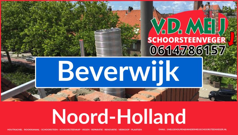 bedankt voor uw bezoek aan Van der Meij schoorsteen renovatie Beverwijk