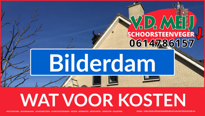 Schoorsteenrenovatie Schoorsteen Bilderdam