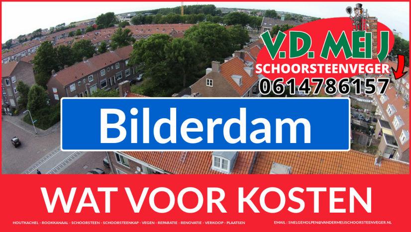 schoorsteenrenovatie Bilderdam
