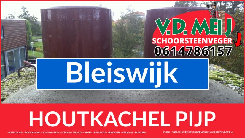 enkelwandig rook-kanaal plaatsen in Bleiswijk