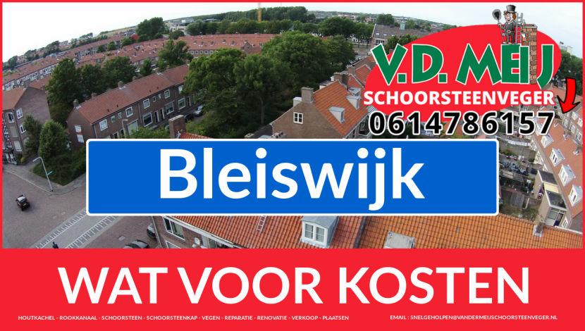 schoorsteenrenovatie Bleiswijk