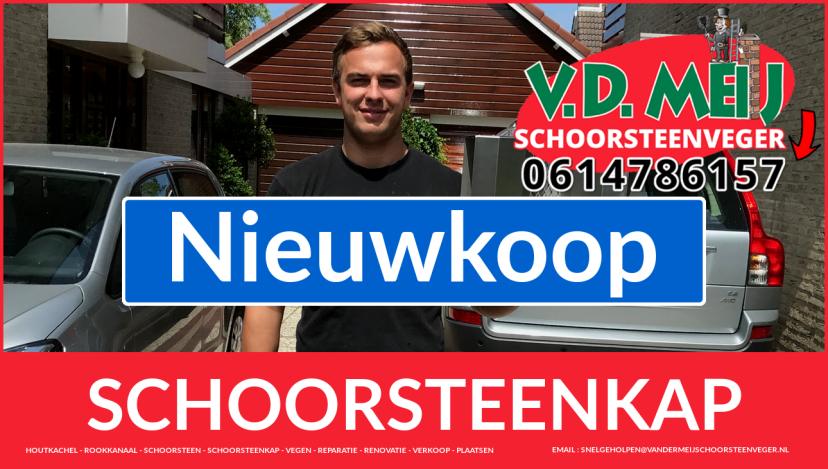schoorsteenkappen kopen in Nieuwkoop