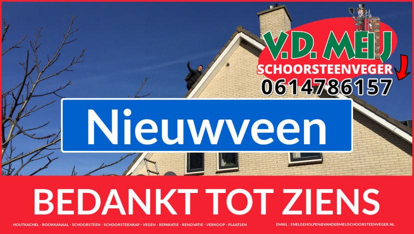 bedankt voor uw bezoek aan Van der Meij {schoorsteenschoorsteenservice uit Noordwijk-Binnen